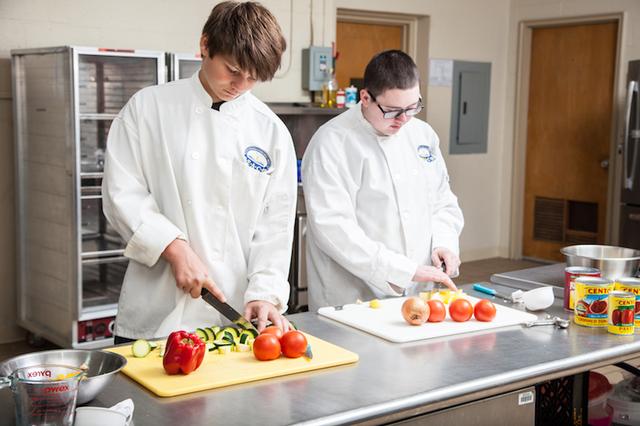 Career Development - Special Needs Students - Windsor Prep HS